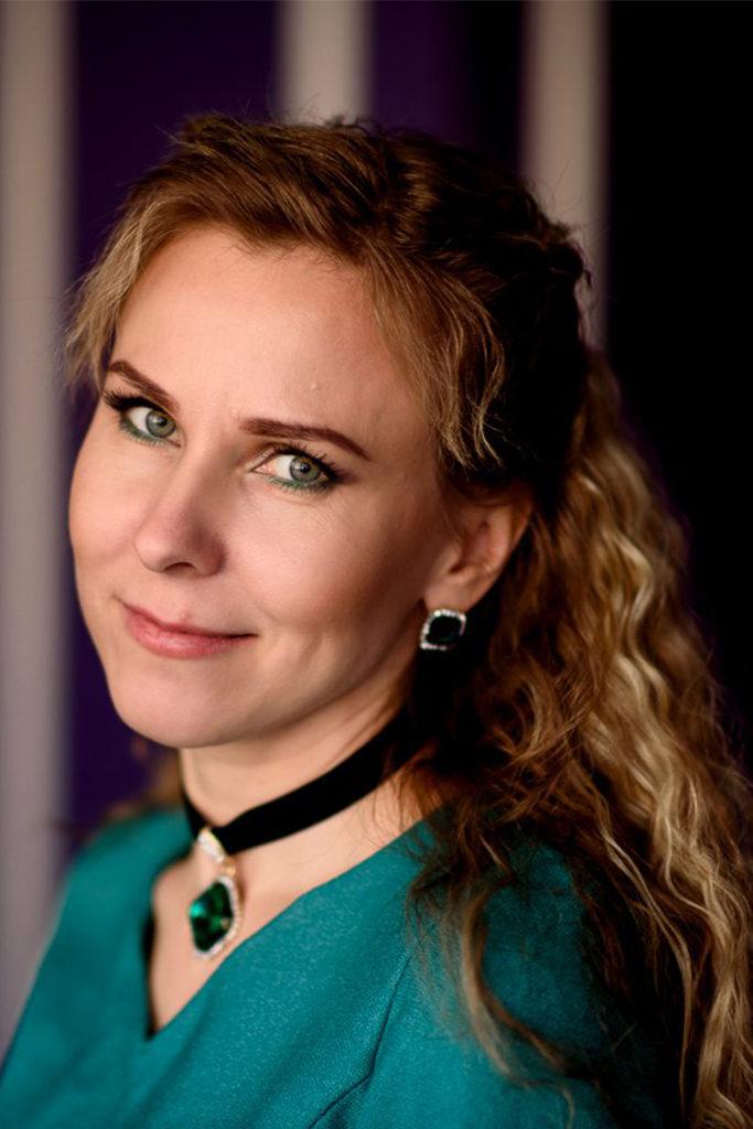 Истории успеха: Людмила Мигунова, визажист, свадебный стилист